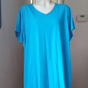 Serengeti Blue Dress